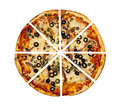 Pizza Stock Images - 44602664