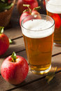 Hard Apple Cider Ale Royalty Free Stock Photography - 44604617