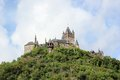 The Cochem Imperial Castle (Reichsburg), Germany. Royalty Free Stock Photography - 44605277