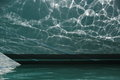 Blur, Abstract Light Blue Water On Boat Royalty Free Stock Photo - 44612535