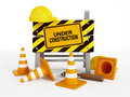 Under Construction Stock Photo - 44622430
