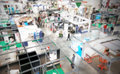 Trade Show Background Stock Images - 44625824