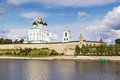 View Of Pskov Krom Royalty Free Stock Images - 44638019