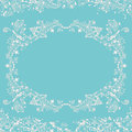 Abstract Fancy Background, Decorative Pattern Frame Stock Images - 44647334