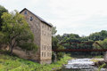 Historic Mill Royalty Free Stock Image - 44675186