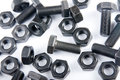 Bolts And Nuts Stock Photography - 44683662