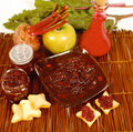 Red Beet Marmalade Royalty Free Stock Images - 4470349