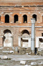 Trajan S Forum Royalty Free Stock Photo - 4473115