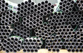 Carbon Steel Pipes Royalty Free Stock Images - 44749909