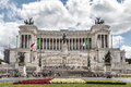 National Monument To Vittorio Emanuele II Stock Photos - 44777983