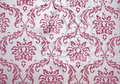 Repeated Paisley Filigree Pattern White Background Royalty Free Stock Images - 44785999