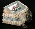 Wicker Box Royalty Free Stock Images - 4481349