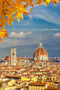 Duomo Cathedral In Florence Royalty Free Stock Photo - 44810165