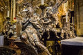Saint Vitus Cathedral Altar Stock Image - 44823491