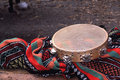 Tambourine Royalty Free Stock Image - 44854896