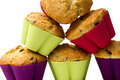 Pyramid Of Muffins Royalty Free Stock Photo - 44877295