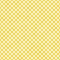 Bright Yellow Gingham Pattern Repeat Background Stock Photography - 44880312