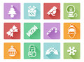 Christmas Icons Royalty Free Stock Images - 44905039