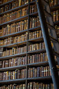 The Book Of Kells, Bookshelf,Long Room Library In Trinity College Royalty Free Stock Photos - 44909108