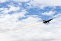 Air Show Of Fighter Aircrafts Stock Photos - 44921773