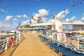 Oasis Of The Seas Royalty Free Stock Image - 44925786