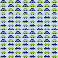 Cars For Babies Pattern Stock Photography - 44943972