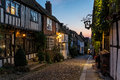 Beautiful Cobbled Street Stock Images - 44945824