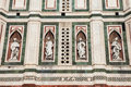 Detail Of The Giotto Bellfry Royalty Free Stock Images - 44981019