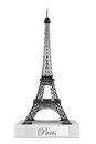 3d Eiffel Tower Statue Stock Photo - 44996070