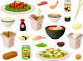 Chinese Take Out Boxes Stock Images - 44998414