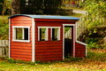 Playground House, Telemark, Norway Royalty Free Stock Images - 45019939