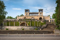 The Orangery Palace In Park Sanssouci, Potsdam, Germany Royalty Free Stock Photo - 45026025