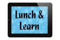 Lunch And Learn Royalty Free Stock Images - 45038369
