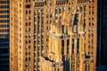 Midtown Manhattan Art Deco Architecture In Full Afternoon Light. Royalty Free Stock Photos - 45043328