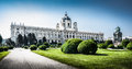Famous Kunsthistorisches Museum (Museum Of Art History) In Vienna, Austria Royalty Free Stock Images - 45055579