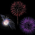 Fourth Of July Fireworks Stock Photo - 4517060