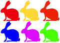 Easter Bunnies Royalty Free Stock Image - 4517716