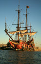 Old Ship - Batavia Royalty Free Stock Photo - 4518785