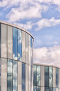 Modern Building Reflection Royalty Free Stock Photography - 45100087