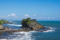 Temple In The Sea (Pura Tanah Lot) Royalty Free Stock Images - 45113829