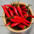 Red Hot Chili Peppers Stock Image - 45115751