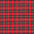 Texture Of Red Plaid Fabric Royalty Free Stock Photos - 45130418