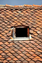 Old Tile Roof Royalty Free Stock Image - 45153936