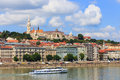 View To Budapest On July 24, 2014. Royalty Free Stock Image - 45159506