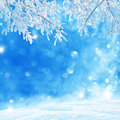 Winter Background Stock Images - 45175104