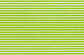 White Fabric With Green Stripes Royalty Free Stock Images - 45178209