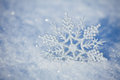 Snowflakes In Winter Royalty Free Stock Photos - 45201098