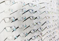 Glasses On Display Royalty Free Stock Photography - 45213547