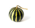 Green Striped Pumpkin Royalty Free Stock Images - 45233149
