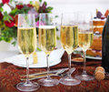Wedding Party. Champagne Ready For Party Royalty Free Stock Images - 45266239